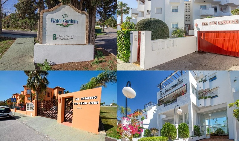 Best 5 Urbanizations in Bel Air